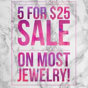 ‼️5 for $25⁉️ sale!